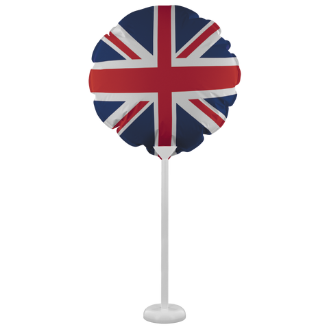 Image of British Flag Ballon