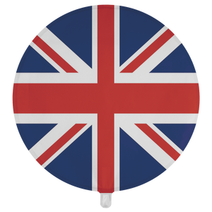 British Flag Ballon
