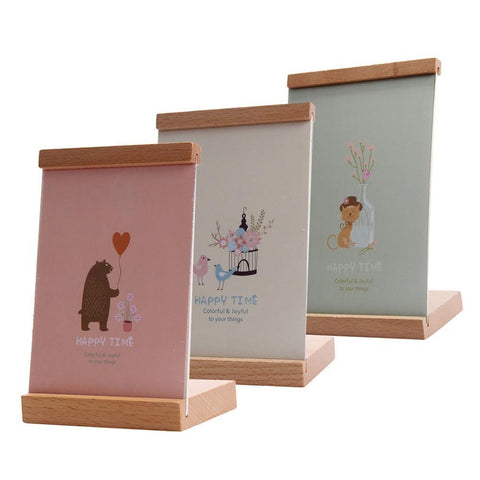 Lovely Bear Picture Frame