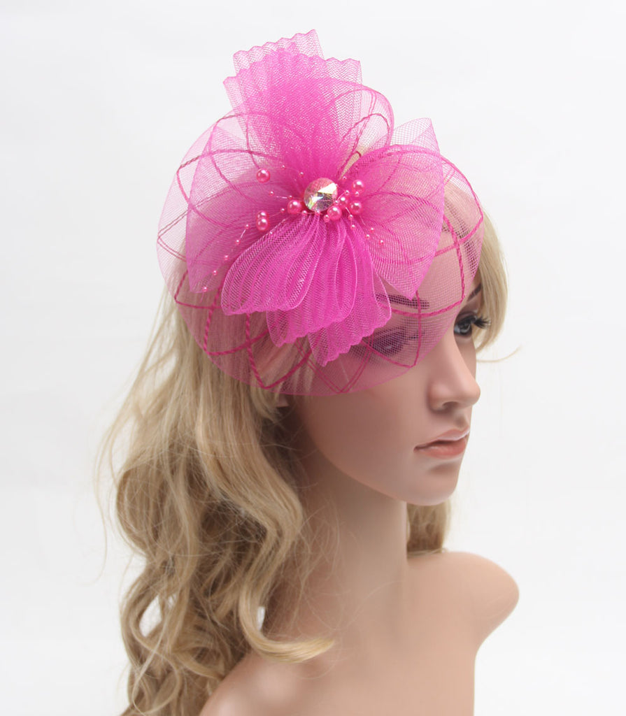 Fascination Cocktail Hat
