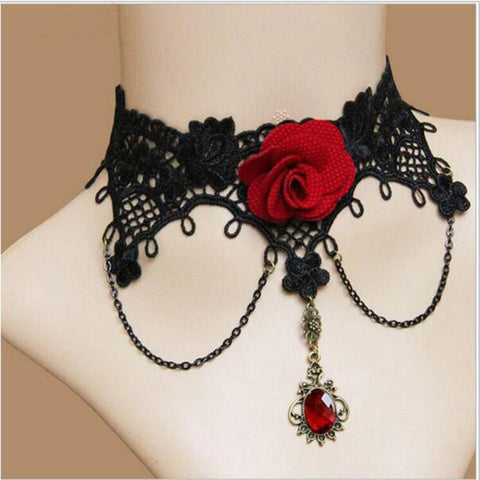 Vintage Stylish Choker