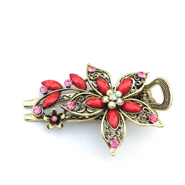 Fashion Flower Hair Clip