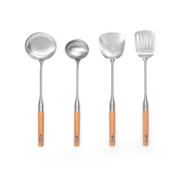 YiWuYiShi Stainless Steel Cooking Utensils