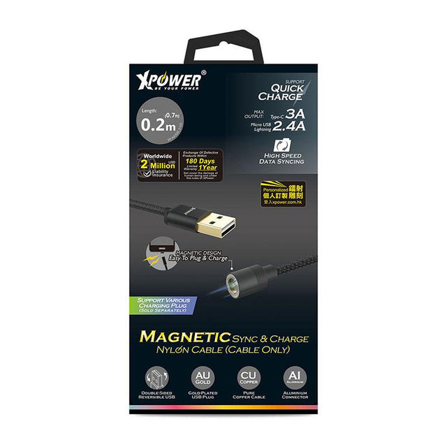 xpower-magnetic-sync-charge-nylon-cable-cable-only-2