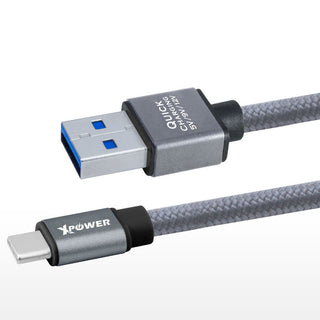 xpower-aluminium-alloy-nylon-type-c-to-usb-3-1-super-speed-cable-2