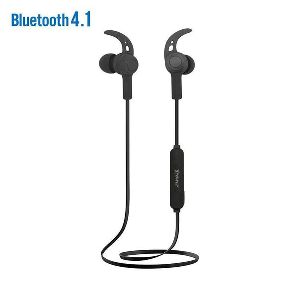 Xpower BH1 Sports Bluetooth 4.1 Headphone Black