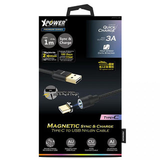 xpower-magnetic-connector-sync-charge-nylon-cable-4
