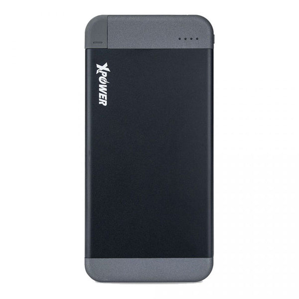 XPower PB4M 4100mAh Ultrathin Built-in Cable Power Bank (Included Type-C & Lightning Adapter)