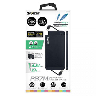 xpower-pb7m-7000mah-ultrathin-built-in-micro-usb-power-bank-incuded-type-c-lightning-adapter-3