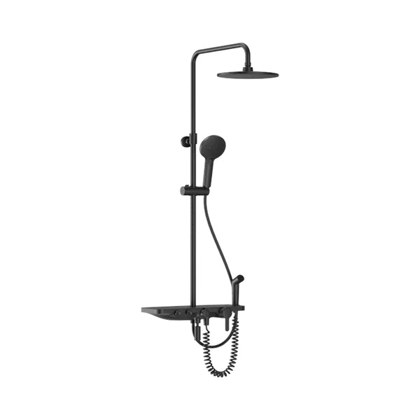 Diiib Shower Set Compression Black Diamond Series