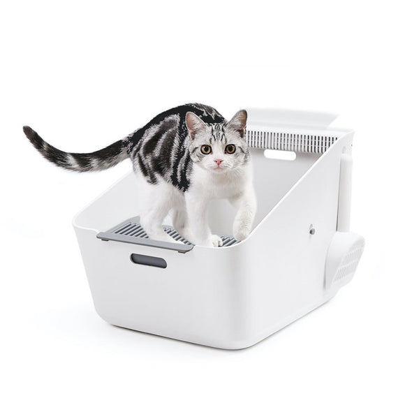 Petkit Auto Deodorising Cat Litter Box
