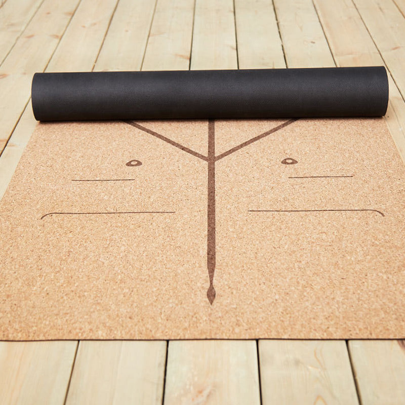 yunmai-natural-cork-yoga-mat-3