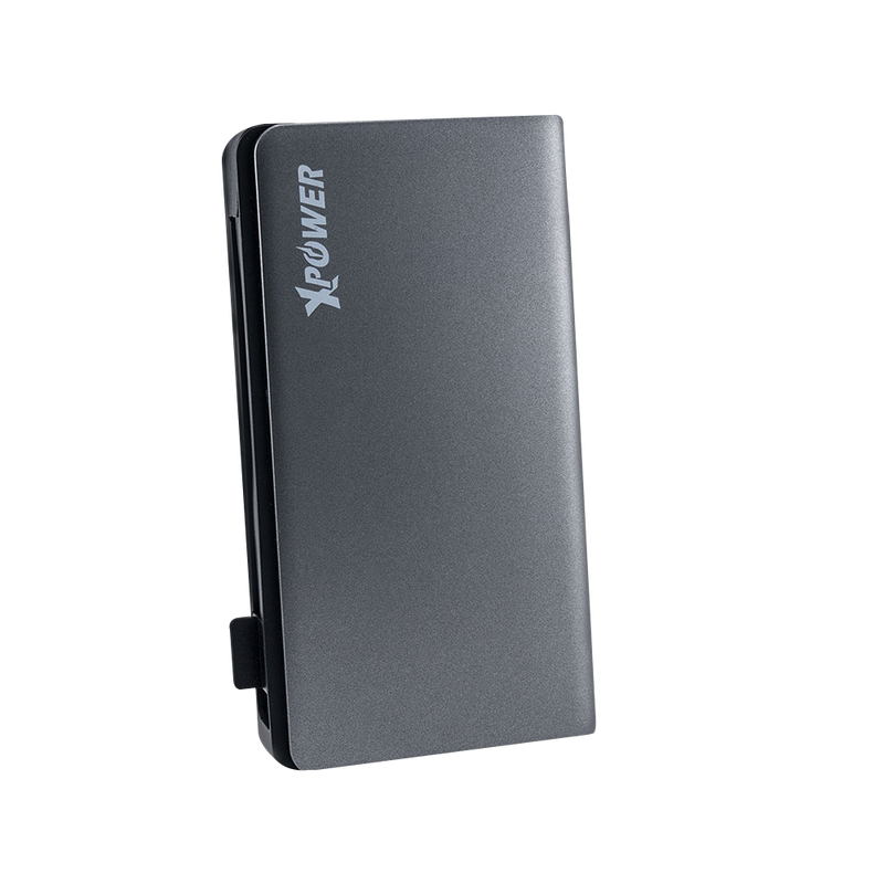 xpower-pb8-8000mah-ultra-high-speed-power-bank-with-2-x-removable-cable-mfi-lightning-micro-usb-cable-type-c-adapter-2