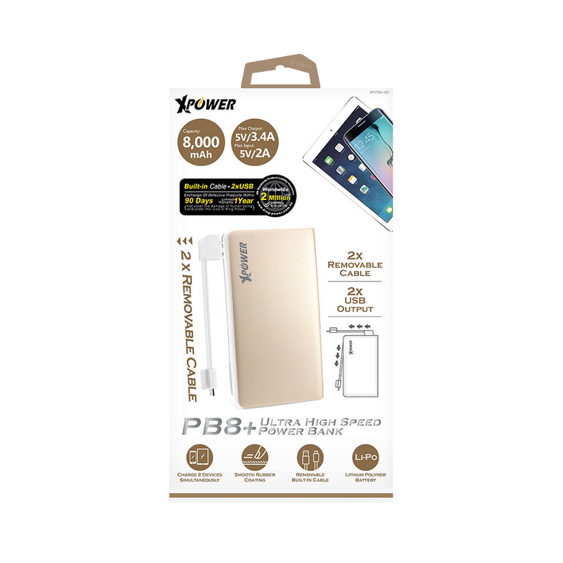 xpower-pb8-8000mah-ultra-high-speed-power-bank-with-2-x-removable-cable-mfi-lightning-micro-usb-cable-type-c-adapter-16