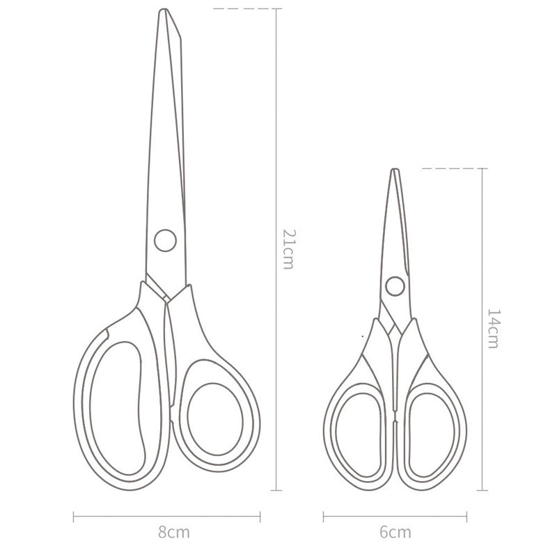 xiaomi-huohou-ti-coated-scissor-set-4
