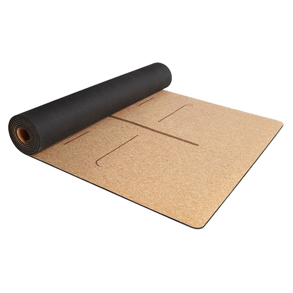 Yunmai Natural Cork Yoga Mat