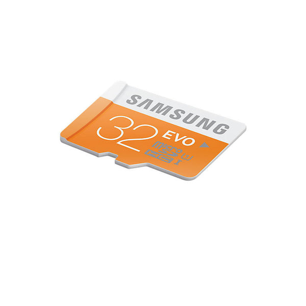 Samsung MicroSDHC UHS-I Card with USB Adapter