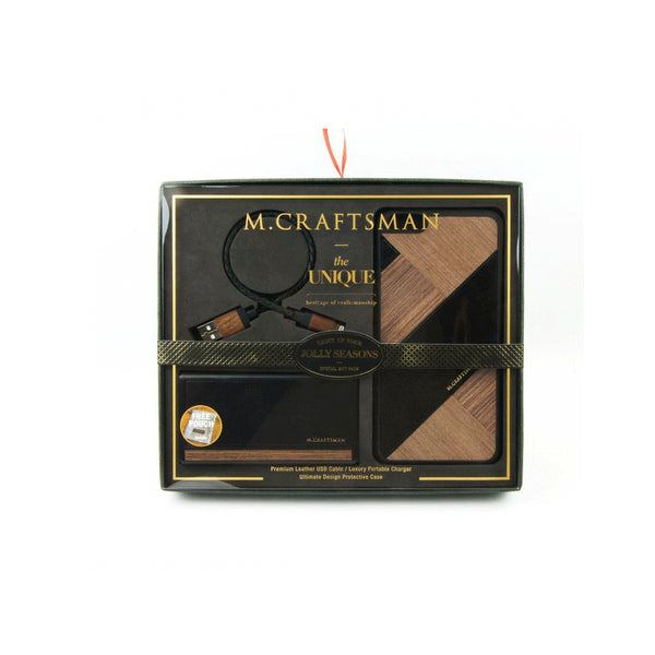 M.Craftsman 3 in 1 The Unique Leather Series Boxset