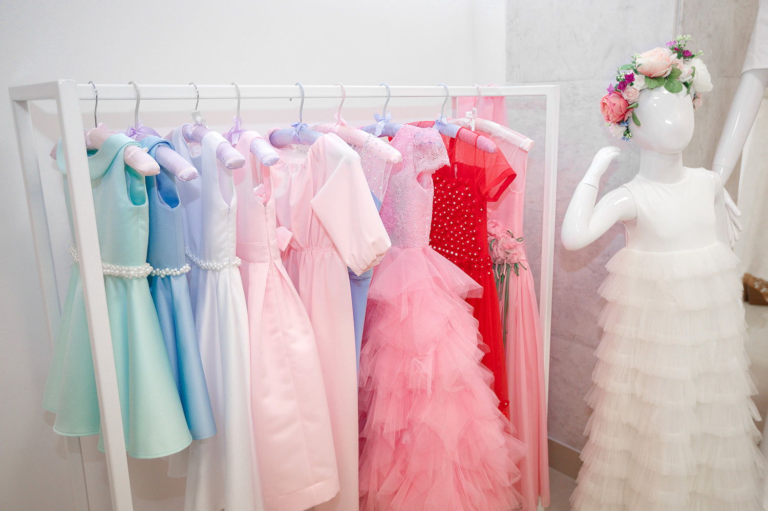 Choosing A Baby Girl Dress