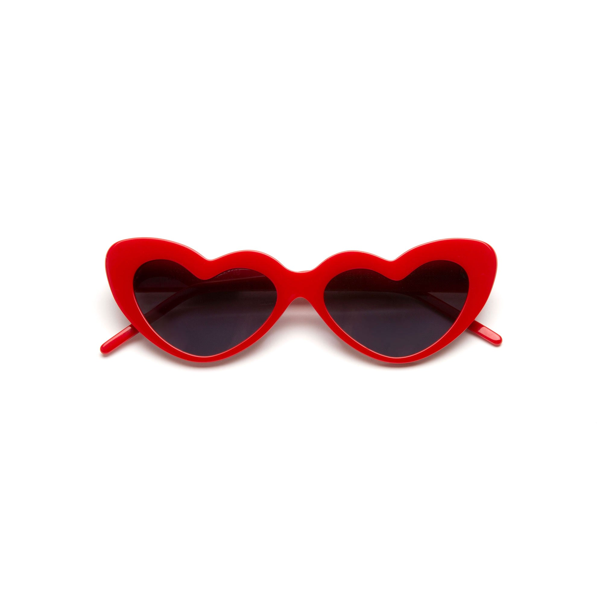 AKILA x CIRCULATE Gossip Heart Shaped Sunglasses