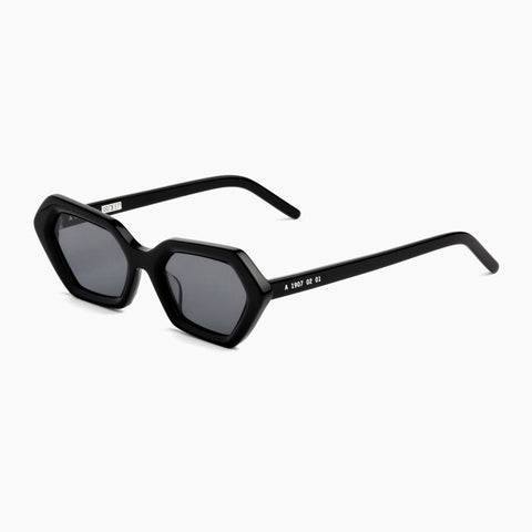 Akila Eyewear x 10.Deep 720° Sunglasses in Black / Black