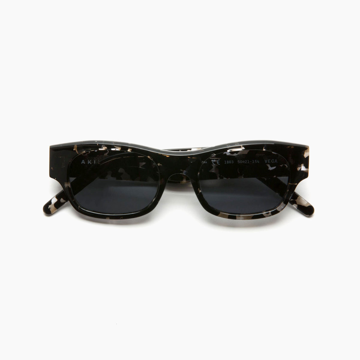 Akila Eyewear Vega Sunglasses in Tortoise / Black
