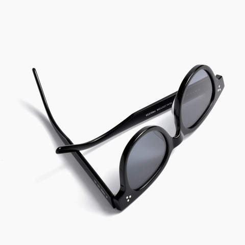 Akila Eyewear Legacy Sunglasses in Black / Black
