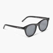 Akila Eyewear x Raised By Wolves Studio Sunglasses in Dark Grey / Black