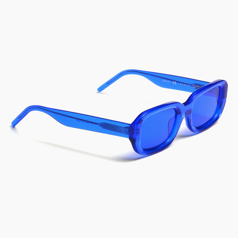 Akila Eyewear Verve Sunglasses in Blue / Blue