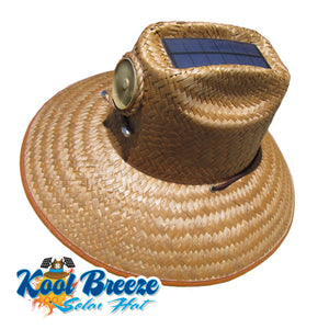 Plain Thurman Solar Straw Hat