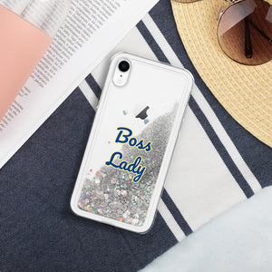 "The ""Koolest"" Liquid Glitter Phone Case"