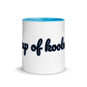 "The ""Koolest"" Mug with Color Inside"