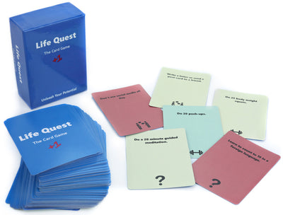 Life Quest Cards - Starter Pack
