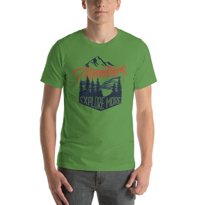 Explore More Mountains - Shirt