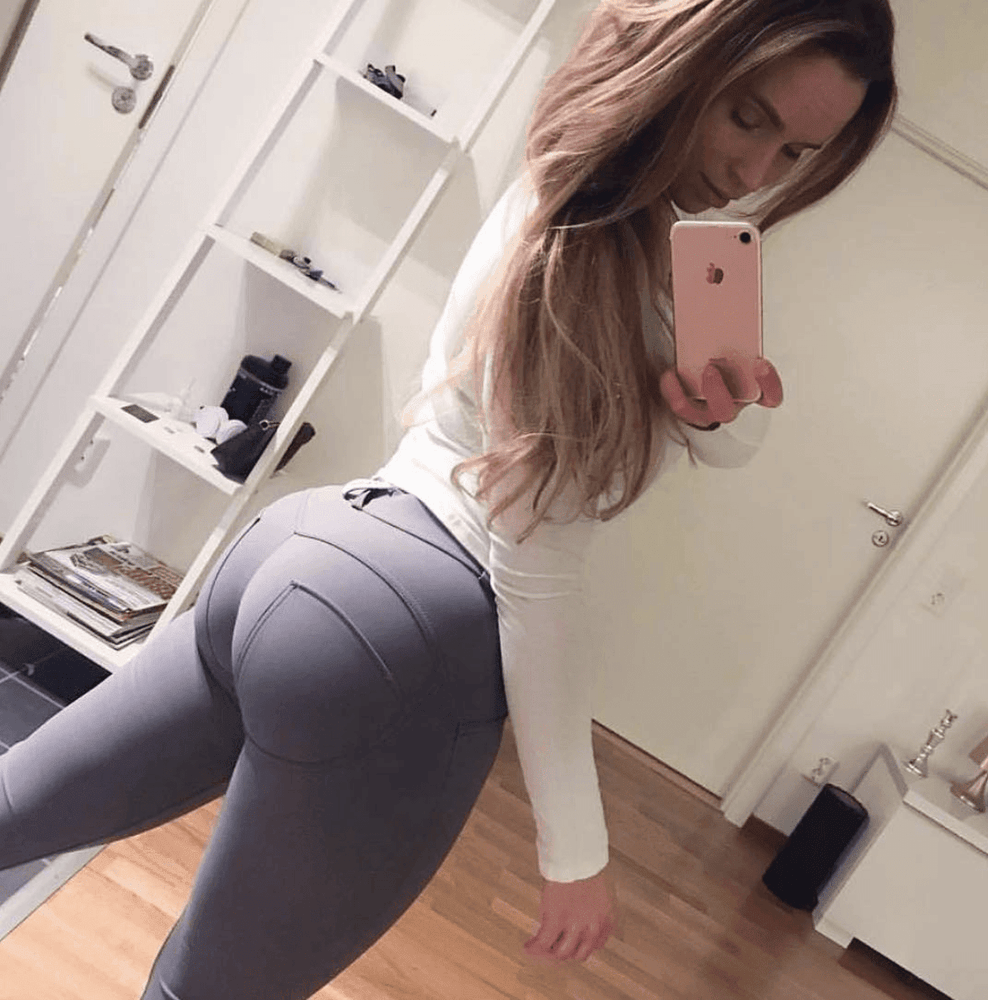 Keisha Grey Yoga Booty