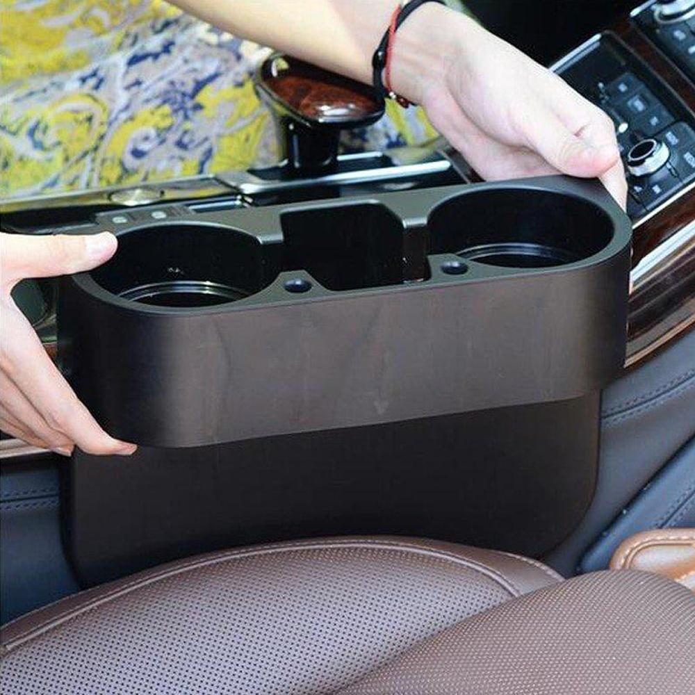 Car Cup Holder - Keep Your Drinks And Phone Stable!