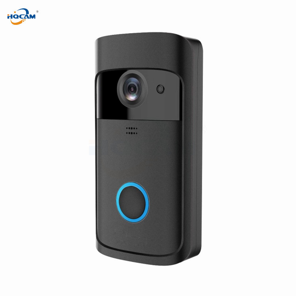 Smart IR Camera Doorbell Wireless Home Security