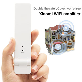 Xiaomi WiFI Amplifier Signal Repeater Routing Extender Receives Universal Wireless
