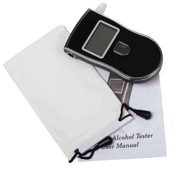 Alcohol Tester - Digital Breath Alcohol Tester - With Quick Response Get A High Accuracy Result