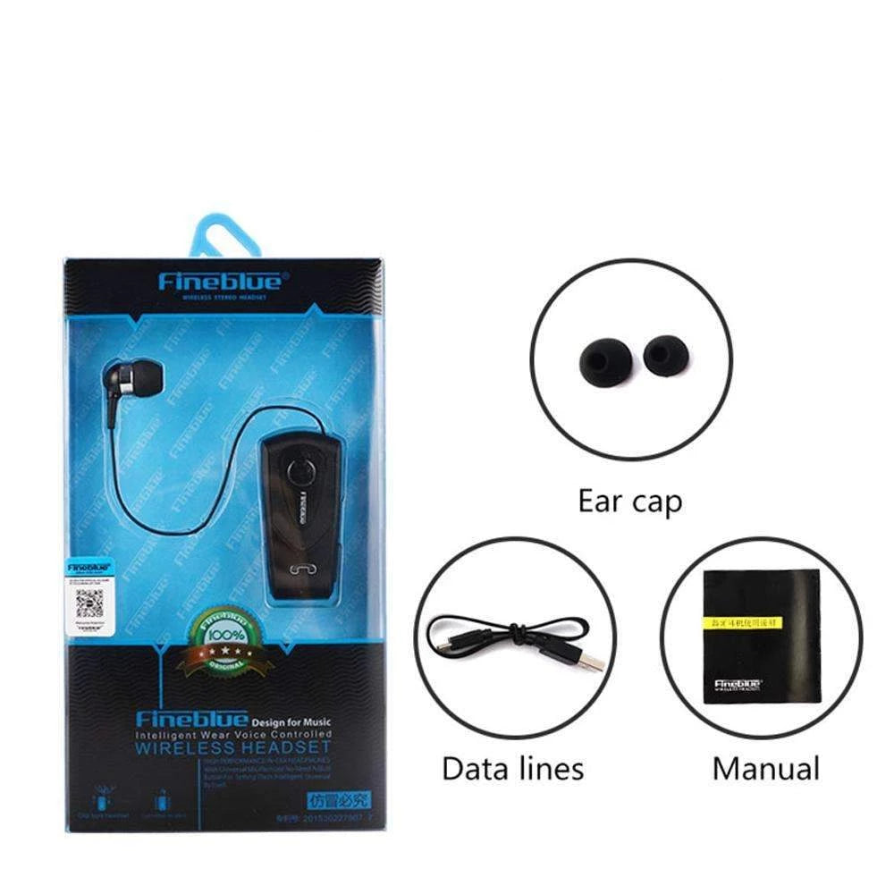 Earphones & Headphones - Fineblue F930 - Fast, Easy And Very Comfortable To Enjoy Music