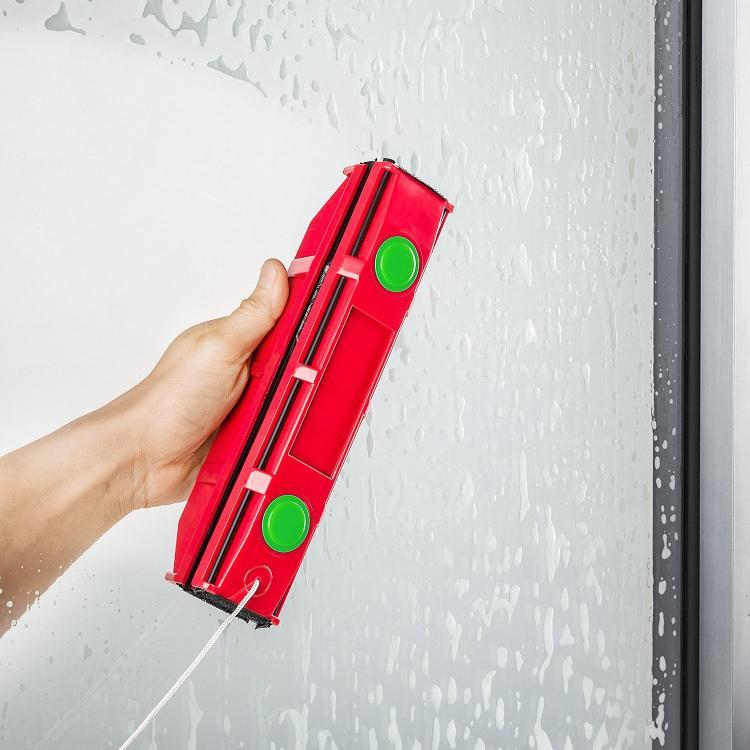 Easy Window Cleaner with Power Magnets