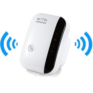 Wireless WiFi Repeater Boost Signal Booster 300Mbps Range