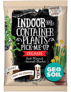 Indoor and Container Plants Pick-Me-Up 100g