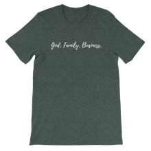 God. Family. Business T-Shirt