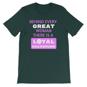 Loyal Dachshund T-Shirt