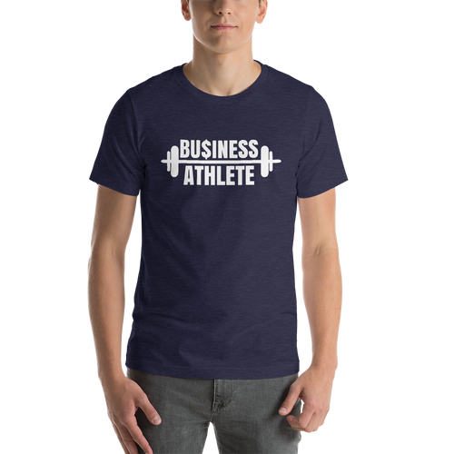 Business Athlete Short-Sleeve Unisex T-Shirt
