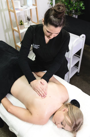 Beauty Therapy Massage
