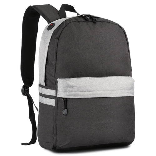 Plambag Lightweight School Backpack 15.6