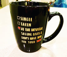 Stethi Relationship Status Coffee Mug
