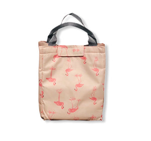 Flamingo Insulated Lunch Box